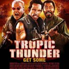 Tropic Thunder Regular Original Movie Poster Single Sided 27 X40