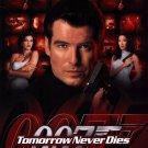 Tomorrow Never Dies Regular Original Movie Poster Single Sided 27 X40