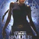 Tom Raider Regular Original Movie Poster Double sIDEed 27 X40