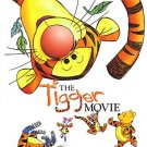 Tigger The Movie Original Movie Poster Double Sided 27 X40