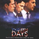 Thirteen Days Original Movie Poster Single Sided 27 X40