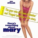 There's Something About Mary Regular Original Movie Poster Double Sided 27 X40