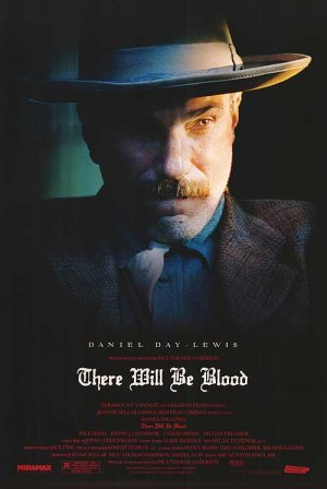 There Will Be Blood Regular Original Movie Poster Single Sided 27 X40