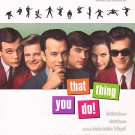 That Thing You Do Original Movie Poster Double Sided 27 X40
