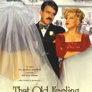 That Old Feeling Original Movie Poster Single Sided 27 X40
