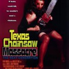 Texas Chainsaw Massacre : The Next Generation Original Movie Poster Single Sided 27 X40