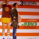 Juno Golden Globe Original Theatrical Movie Poster  Double Sided 27 X40