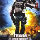 Team America Original Movie Poster Double Sided 27 X40