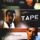 Tape Original Movie Poster Double Sided 27 X40