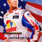 Talladega Nights Advance Original Movie Poster Double Sided 27 X40