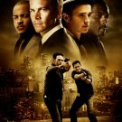 Takers Intl B Original Movie Poster Double Sided 27 X40