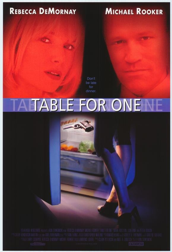 Table For One Original Movie Poster Single Sided 27 X40