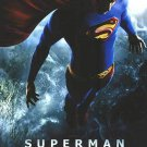 Superman Returns  Original Movie Poster Double Sided 27 X40