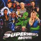 Superhero Original Movie Poster Single Sided 14X20
