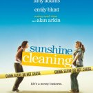 Sunshine Cleaning Original Movie Poster Double Sided 27 X40
