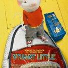 Stuart Little Original Movie Poster Double Sided 27 X40