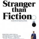 Stranger Than Fiction Regular Original Movie Poster Single Sided 27 X40