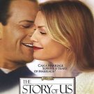 Story Of Us Original Movie Poster Double Sided 27 X40