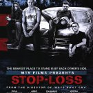 Stop Loss Original Movie Poster Double Sided 27 X40