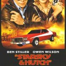Starsky and Hutch Original Movie Poster Double Sided 27 X40