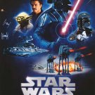 Star Wars Trilogy : The Empire Strikes Back Dvd Poster Orig Movie Poster Single Sided 27 X40