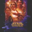 Star Wars Special Edition 1997 Original Movie Poster Double Sided 27 X40