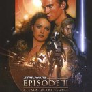Star Wars Episode II : The Phantom Menace Regular Original Movie Poster Singe Sided 27 X40