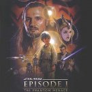 Star Wars Episode 1 : The Phantom Menace Regular Original Movie Poster Double Sided 27 X40