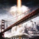 Star Trek XI Imax Bridge Original Movie Poster Double Sided 27 X40