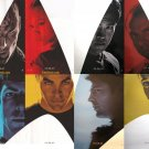 Star Trek XI 8 Pieces Per Set Original Movie Poster Single Sided 27 X40