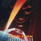 Star Trek : Insurrection Original Movie Poster Single Sided 24X36