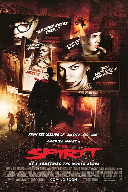 Spirit : My City Screams Intl. Version Double Sided Original Movie Poster 27x40