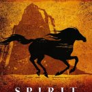 Spirit : Stallion Of The Cimarron Yellow  Movie Original Movie Poster Double Sided 27 X40