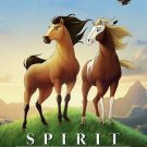 Spirit : Stallion Of The Cimarron Reguular  Movie Original Movie Poster Double Sided 27 X40