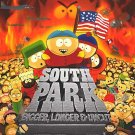 South Park  Movie Original Movie Poster Double Sided 27 X40