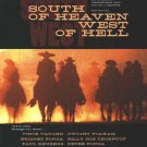 South of Heaven West of Hell  Original Movie Poster Single Sided 27 X40