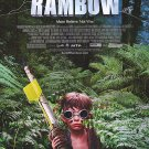 Son of Ranbow  Movie Original Movie Poster Double Sided 27 X40