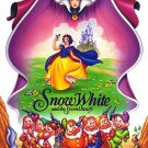 Snow White Original Movie Poster Double Sided 27 X40