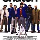 Snatch Original Movie Poster Single Sided 27 X40