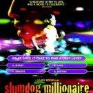 Slumdog Millionaire Original Movie Poster Double Sided 27 X40