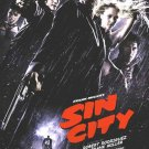 Sin City Regular Original Movie Poster Single Sided 27 X40
