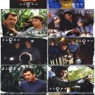 Signs Nights Lobby Cards 10 pcs per set Original