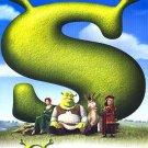 Shrek Advance B Original Movie Poster Double Sided 27 X40
