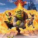 Shrek Intl Original Movie Poster Double Sided 27 X40