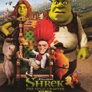 Shrek 4 Forever After Intl. Original Movie Poster Double Sided 27 X40