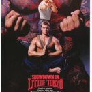 Showdown In Little Tokyo Original Movie Poster Double Sided 27 X40