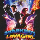 Adventures Of Sharkboy And Lavagirl 3-D Movie Poster Double Sided 27x40