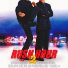 Rush Hour 2  Original Single Sided Movie Poster 27x40