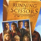 Running With Scissors Version A Original Double Sided Movie Poster 27x40