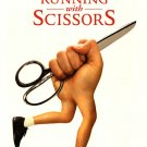 Running With Scissors Advance Original Double Sided Movie Poster 27x40